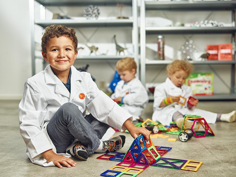 Pedagogiska & Kreativa Leksaker