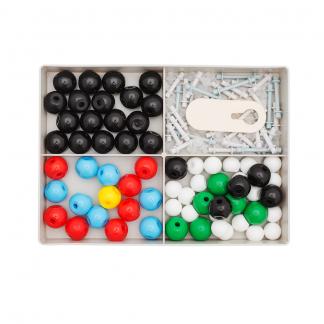 Molekylmodell