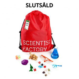Forskarfabrikens julkalender slutsåld
