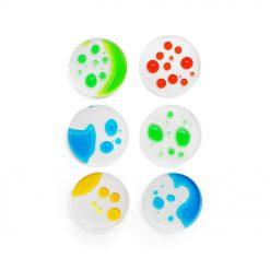 små petriskålar