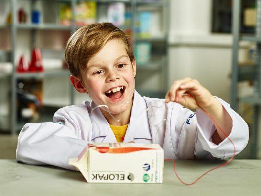 Forskarfabrikens pedagogiska leksaker